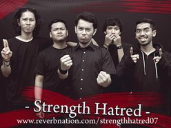 Image for Strength Hatred