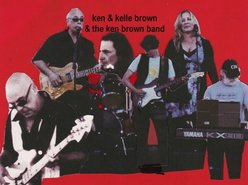 Ken & Kelle Brown and The Ken Brown Band