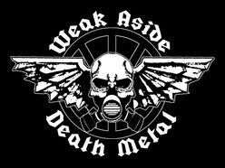 Image for WEAK ASIDE