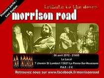 Morrison Road (Tribute Band to The  Doors)