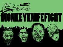 The Legendary Monkeyknifefight