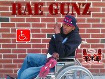 """Rae Gunz """"The Handicap Gangsta"""""""