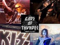 GODS OF THUNDER - Tribute to KISS