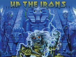 Image for UP THE IRONS - Hungarian Iron Maiden Tribute Band