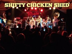 Image for Shifty Chicken Shed