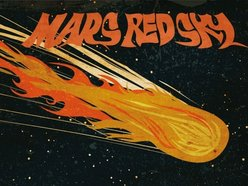 Image for MARS RED SKY