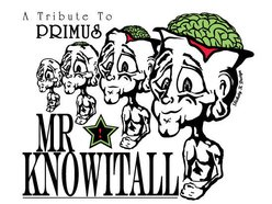 Image for Mr. KnowItAll