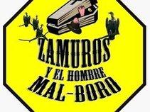Zamuros y el Hombre Mal-Boro