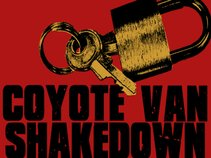 Coyote Van Shakedown