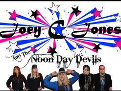 Joey C Jones and the Noon Day Devils