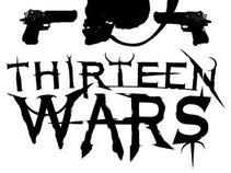 THIRTEEN WARS