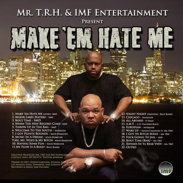 rhymes in ya rearview by mr trh | ReverbNation