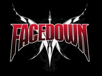 FACEDOWN the band