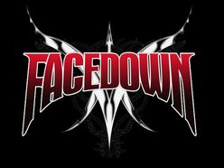 Image for FACEDOWN the band