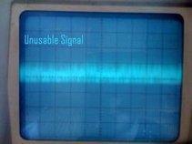 Unusable Signal Recordings