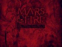 Mars on Fire