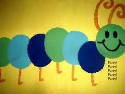 Image for Caterpillar Party!