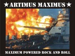 Image for ARTIMUS MAXIMUS
