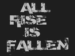 Image for ALL RISE IS FALLEN