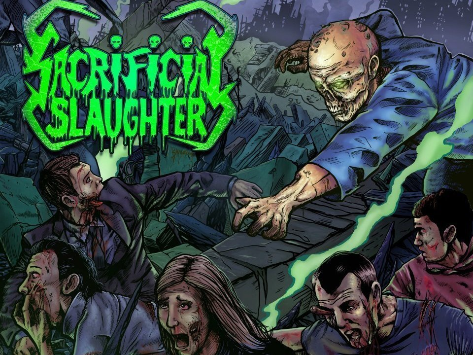Image for Sacrificial Slaughter