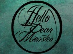 Image for Hello Dear Monster