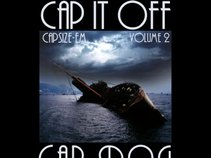 Calvin E Clark-Cap