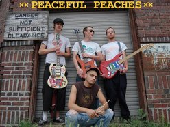 Image for PEACEFUL PEACHES