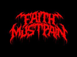 Image for FAITH MUST PAIN