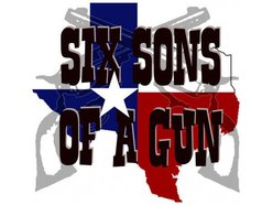 Image for Six Sons of a Gun
