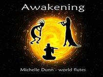 "Michelle Dunn ""born to flute"""
