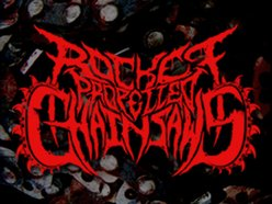 Rocket Propelled Chainsaws