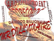 DON DILLIONAIRE DA HOOD BILLIONAIRE