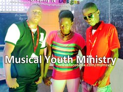 """Image for Light Rangers (MYM) """"Powered by Christ"""""""