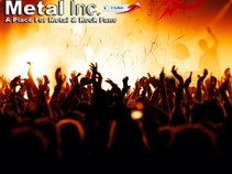 Metal Inc. A Place For Metal & Rock Fans