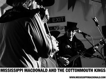 Mississippi MacDonald and The Cottonmouth Kings