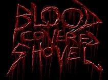 Blood Covered Shovel