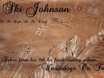 SKI  JOHNSON'S WORLD