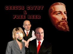 Image for Geezus Cryst & Free Beer