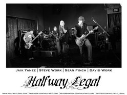Image for Halfway Legal