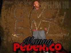 Image for Manny Pederico b.k.a.EL'Doukae