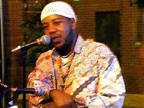 Terry Orlando Jones - poet - producer-drummer- percussionist
