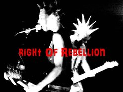 Image for Right of Rebellion