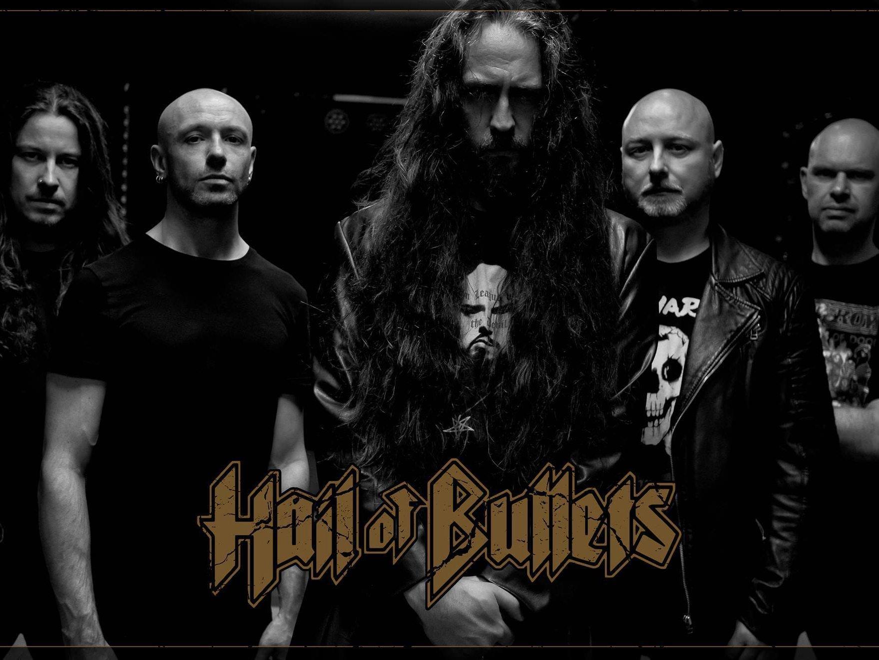 Image for HAIL OF BULLETS