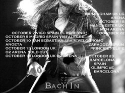 Image for Sebastian Bach