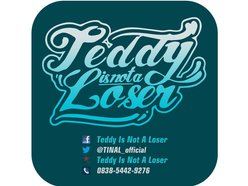 Image for Teddy Is Not A Loser