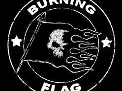 Image for BURNING FLAG