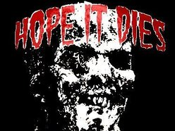 Image for Hope It Dies