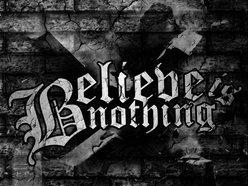 Believe is Nothing