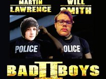 Bad Boys (2-inch and Candy Rapper)