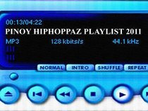 Pinoy Hiphoppaz Org Playlist [2011]